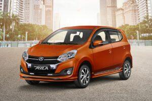 Dimensi Dan Mesin Mobil Astra Daihatsu Ayla Baru