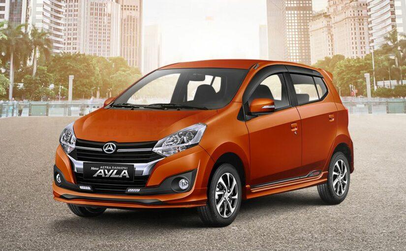 Review Mobil Astra Daihatsu Ayla Baru Tipe 1.0 D