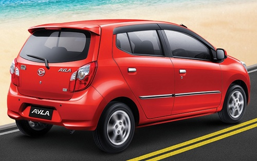 Harga Beli Mobil Astra Daihatsu Ayla Baru
