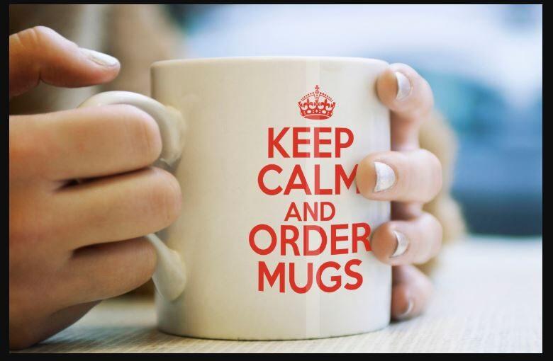 Cetak Custom Mug Untuk Souvenir Cantik Berkesan