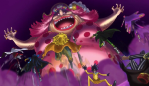 Yonkou Dan Kaisar Lautan